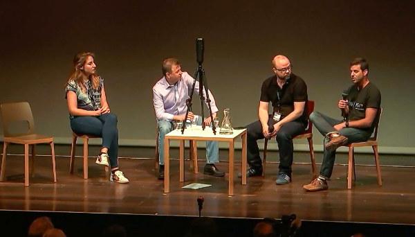 IVRPA VR monetization panel discussion