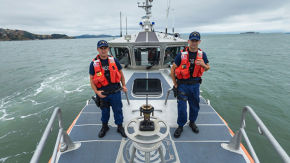USCGA_Officer_Careers